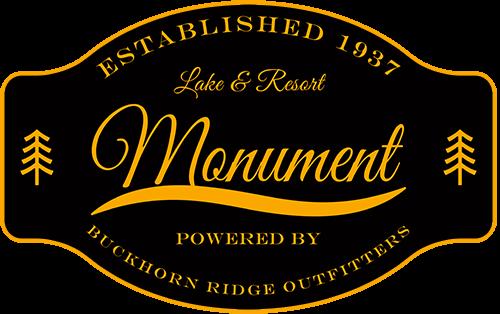 Monument Lake Resort Logo